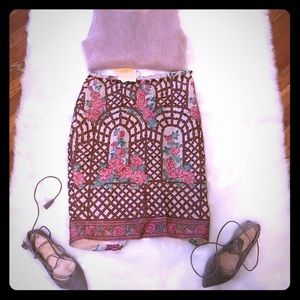 🌸Plenty by Tracy Reese Pencil Skirt NWT Sz 6🌸